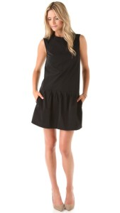 DVF Drop Waist Dress